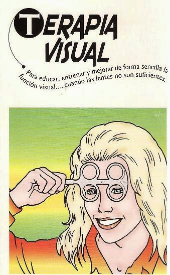 imagen terapia visual