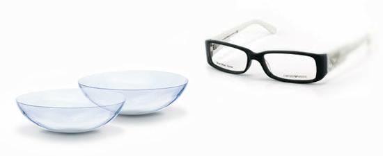 imagen gafas y lentillas
