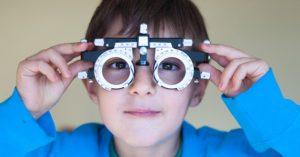gafas niño