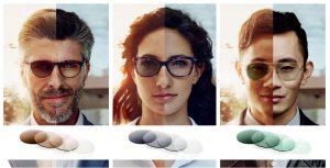lentes fotocromaticas