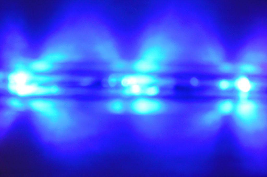 imagen luz azul