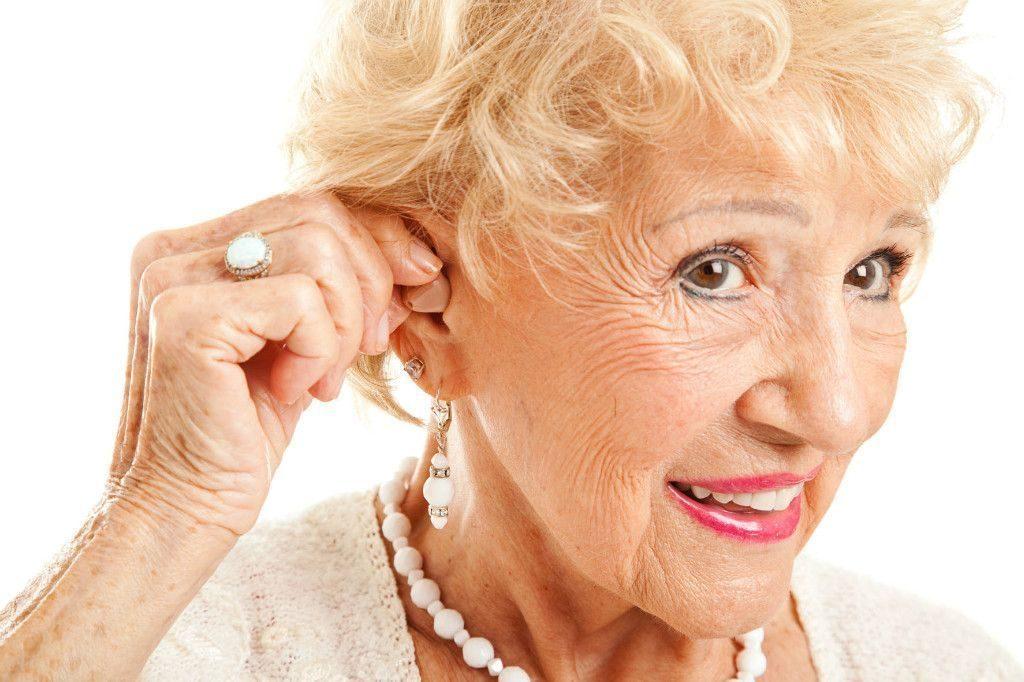 imagen pérdida de audición